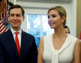 Báo Mỹ: Con rể ông Trump thân thiết với tỷ phú Nga Abramovich