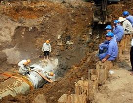 Truy tố cựu Giám đốc dự án nước sạch Sông Đà về sự cố vỡ đường ống