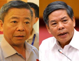 Vụ Formosa: Vi phạm của ông Võ Kim Cự, Nguyễn Minh Quang là nghiêm trọng