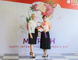 Nữ giảng viên đầu tiên giành suất học bổng tiến sĩ trị giá 700 triệu đồng tại Việt Nam
