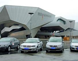 Thị trường Trung Quốc tiếp sức cho Volkswagen