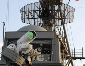 Anh chi gần 40 triệu USD phát triển vũ khí laser thử nghiệm