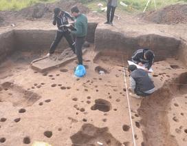 Bảo vệ khẩn cấp nơi cư dân Hà Nội sống cách hơn 1000 năm trước Công nguyên