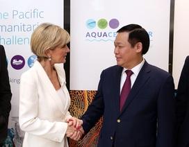 Australia ưu tiên hỗ trợ ODA cho Việt Nam