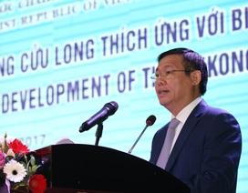 """Phó Thủ tướng: Ưu tiên đầu tư cho các dự án """"không hối tiếc"""" tại ĐBSCL"""