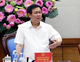 """Phó Thủ tướng Vương Đình Huệ: """"Sức khỏe"""" doanh nghiệp giờ ra sao?"""