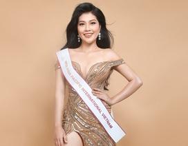 Á khôi Vương Thanh Tuyền đại diện Việt Nam thi Miss Asia Pacific International 2017