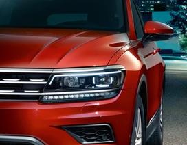 Volkswagen hé lộ về Tiguan thế hệ mới
