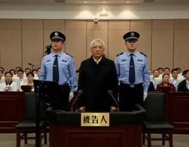 Trung Quốc xử tù chung thân cựu Bí thư Liêu Ninh vì tham nhũng
