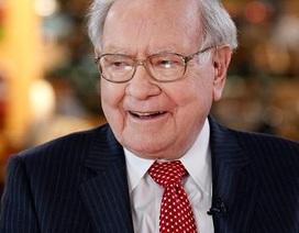 Đầu tư thông minh, tỷ phú Warren Buffett nhẹ nhàng thu lãi hơn 12 tỷ USD