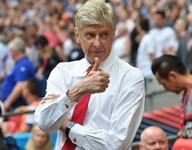 Arsenal chính thức ra phán quyết về tương lai của HLV Wenger