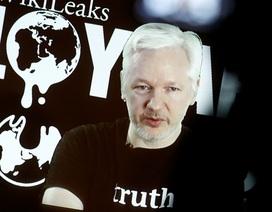 """WikiLeaks tuyên bố tiết lộ """"bí mật động trời"""" trong năm 2017"""