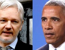 Wikileaks ráo riết ngăn chính quyền Tổng thống Obama tiêu hủy tài liệu