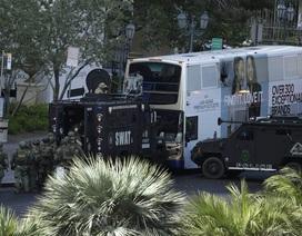 Nổ súng trên xe buýt ở Mỹ, một người chết