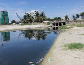 Đà Nẵng xử lý ô nhiễm tại các cửa xả ven biển