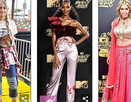 Những người đẹp mặc xấu trên thảm đỏ MTV Movie & TV Awards