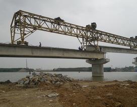 """Ban Quản lý dự án 6 """"chi khống"""" hơn 100 tỷ đồng khi xây dựng cầu mới"""