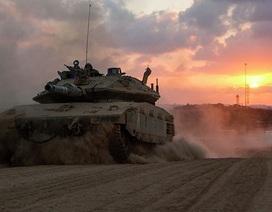 """Israel điều khẩn cấp xe tăng, cảnh sát đối phó """"Ngày cuồng nộ"""" của Palestine"""