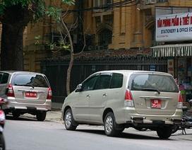 Cắt giảm xe biển đỏ tại các doanh nghiệp thuộc Bộ Quốc phòng