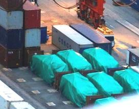 Hong Kong kết tội thủy thủ lái tàu chở 9 xe bọc thép thu giữ của Singapore