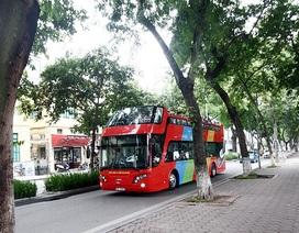 Xe bus hai tầng tại Hà Nội được sản xuất ở đâu?