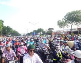 TPHCM chưa cấm xe gắn máy từ năm 2030