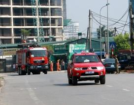 """Bộ Tài chính xin trích ngân sách 2,58 tỷ đồng """"chữa cháy"""" cho Hà Nội"""