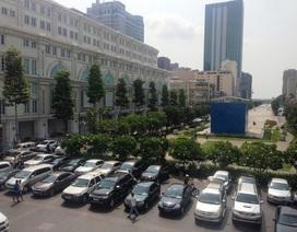 TPHCM thí điểm khoán tiền thuê xe công