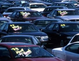 Người Mỹ ngày càng chuộng xe đã qua sử dụng