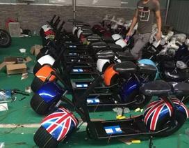 Giả công văn, lừa bán 30.000 xe điện Harley với giá siêu rẻ 499.000 đồng
