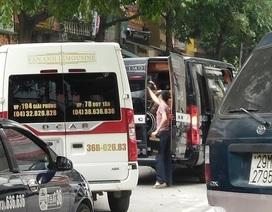 """Xe khách """"trá hình"""" hoạt động rầm rộ ở Thanh Hóa"""