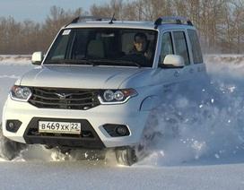 Sắp có nhiều liên doanh ôtô Việt - Nga