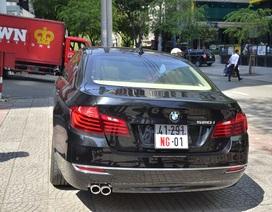 Ý nghĩa biển số xe ngoại giao, xe nước ngoài tại Việt Nam