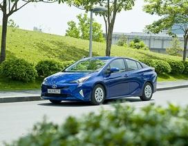 Toyota đặt cược vào công nghệ hybrid tại Việt Nam