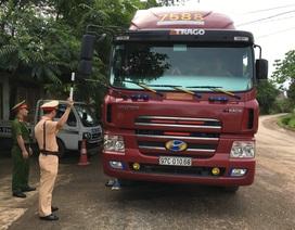 Thủ tướng yêu cầu kiểm soát chặt tình trạng xe quá tải