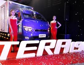 Thương hiệu Teraco của Daehan Motors gia nhập thị trường xe tải nhẹ