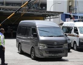 Trung Quốc xác nhận thi thể ông Kim Jong-nam đã đưa về Triều Tiên