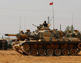 Thổ Nhĩ Kỳ tuyên bố kết thúc chiến dịch Lá chắn Euphrates ở bắc Syria