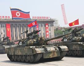 Sức mạnh đáng gờm của 4.300 xe tăng Triều Tiên