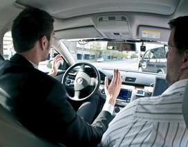 Đức dọn đường cho xe tự lái