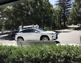 Xe tự lái đang được bí mật phát triển của Apple bị lộ diện