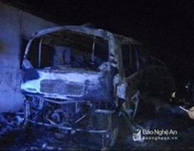 Nổ xe khách của Việt Nam tại Lào làm 1 người thiệt mạng