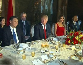 Thực đơn Tổng thống Trump chiêu đãi ông Tập trong lần đầu gặp mặt
