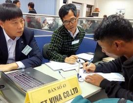 Tạo cầu nối việc làm bền vững cho lao động hồi hương từ Hàn Quốc