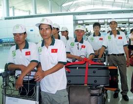 Hơn 13.700 lao động đi làm việc ở nước ngoài trong 9 tháng qua
