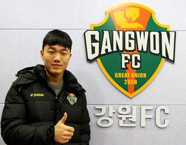 Xuân Trường góp công lớn giúp Gangwon đại thắng