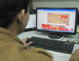 Xu hướng mới tết Đinh Dậu: Thảnh thơi sắm tết online