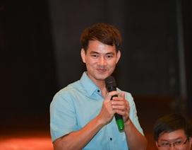 """NSƯT Xuân Bắc dí dỏm ngồi """"ghế nóng"""" cùng người đẹp VTV"""