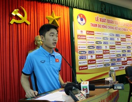 """Xuân Trường: """"U23 Việt Nam không e ngại các đối thủ ở giải châu Á"""""""