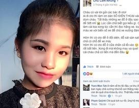 Hành động tử tế của cô gái khi bị ô tô đỗ chắn cửa nhà